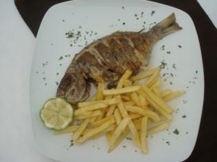 Peixe Frito - Il Mare