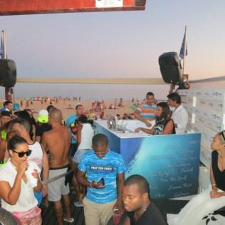 NoSolo Aqua - Sunset Party, Praia das Falésias, vilamoura