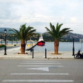 Argostoli, capital da Kefalônia