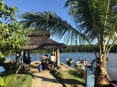 De onde partem as canoas de Nova Caraíva até Caraíva