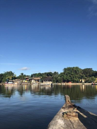 Canoa até Caraíva