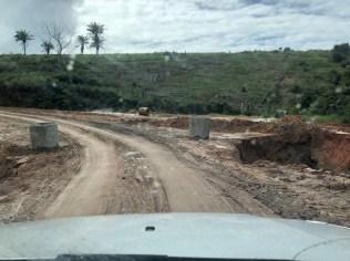 Estrada de Porto Seguro até caraíva