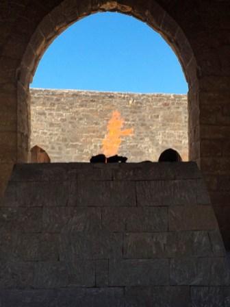 O que fazer em Baku, no Azerbaijão: Maiden Tower