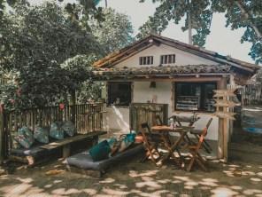 Restaurante em Caraíva Maria Bahia