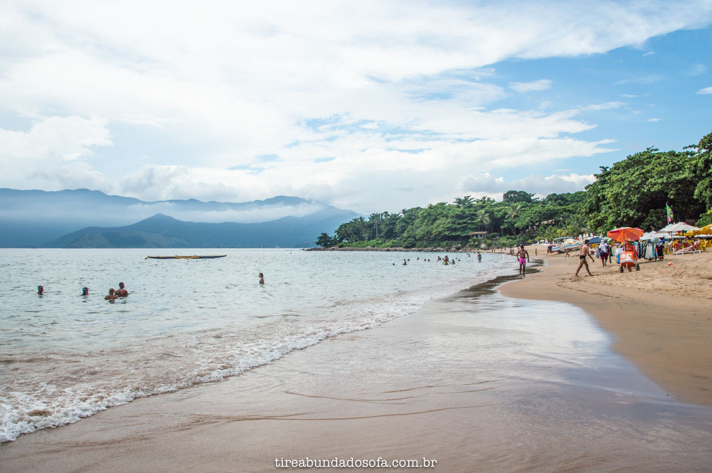 Praia do Curral, Ilhabela, sp