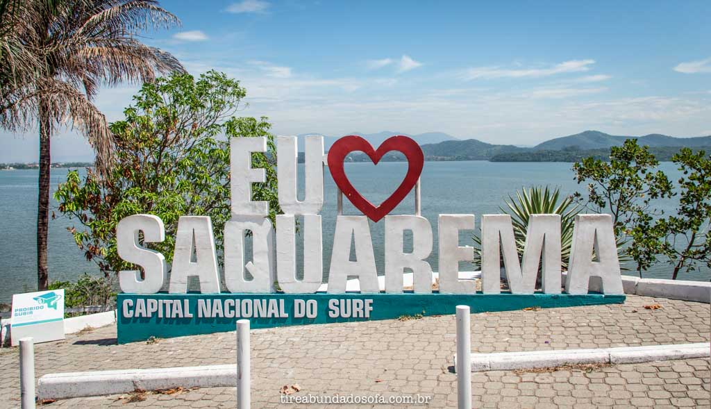 Saquarema, Capital Nacional do Surf