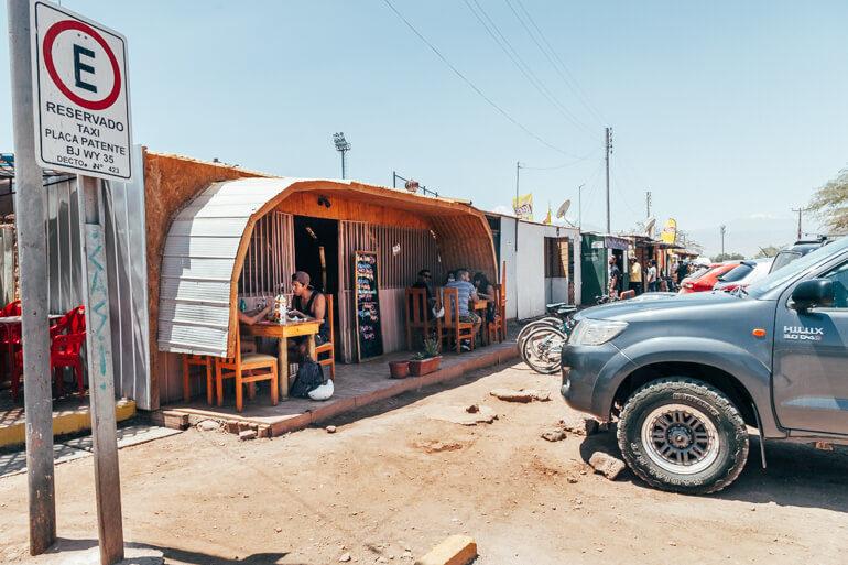 Como economizar no Atacama - Los Carritos