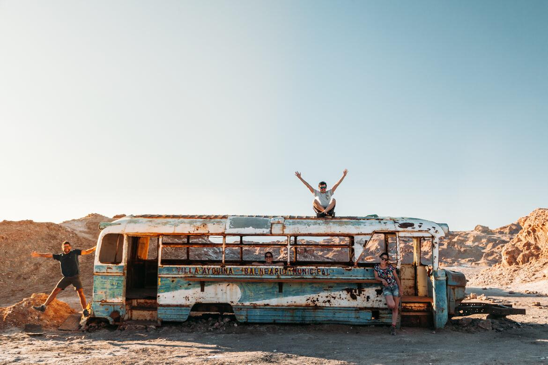 Lagunas Escondidas de Baltinache   Magic Bus atacamenho