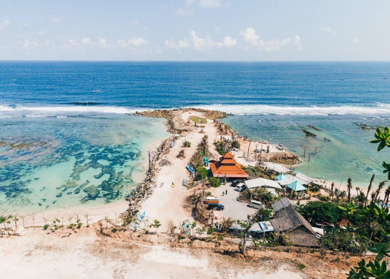 Melasti Beach, Uluwatu, Bali