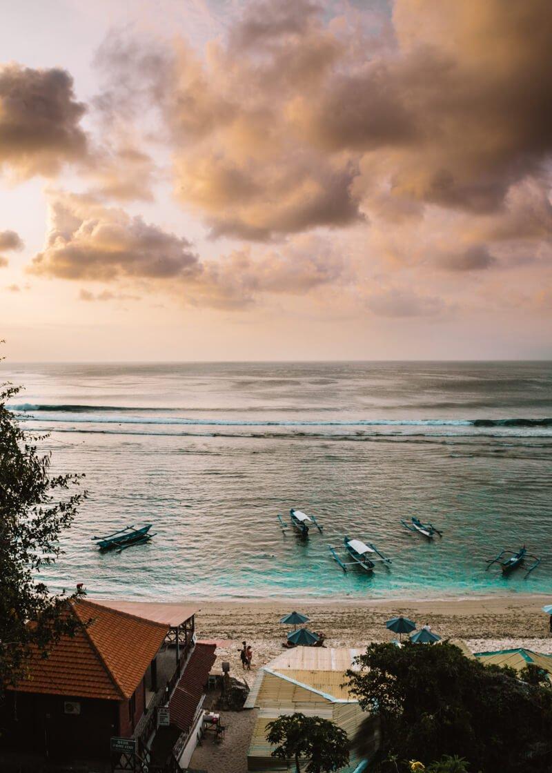 Thomas Beach, Uluwatu