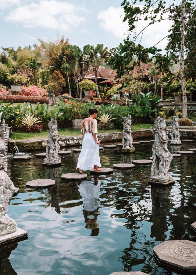 Amed, Bali - Tirta Gangga
