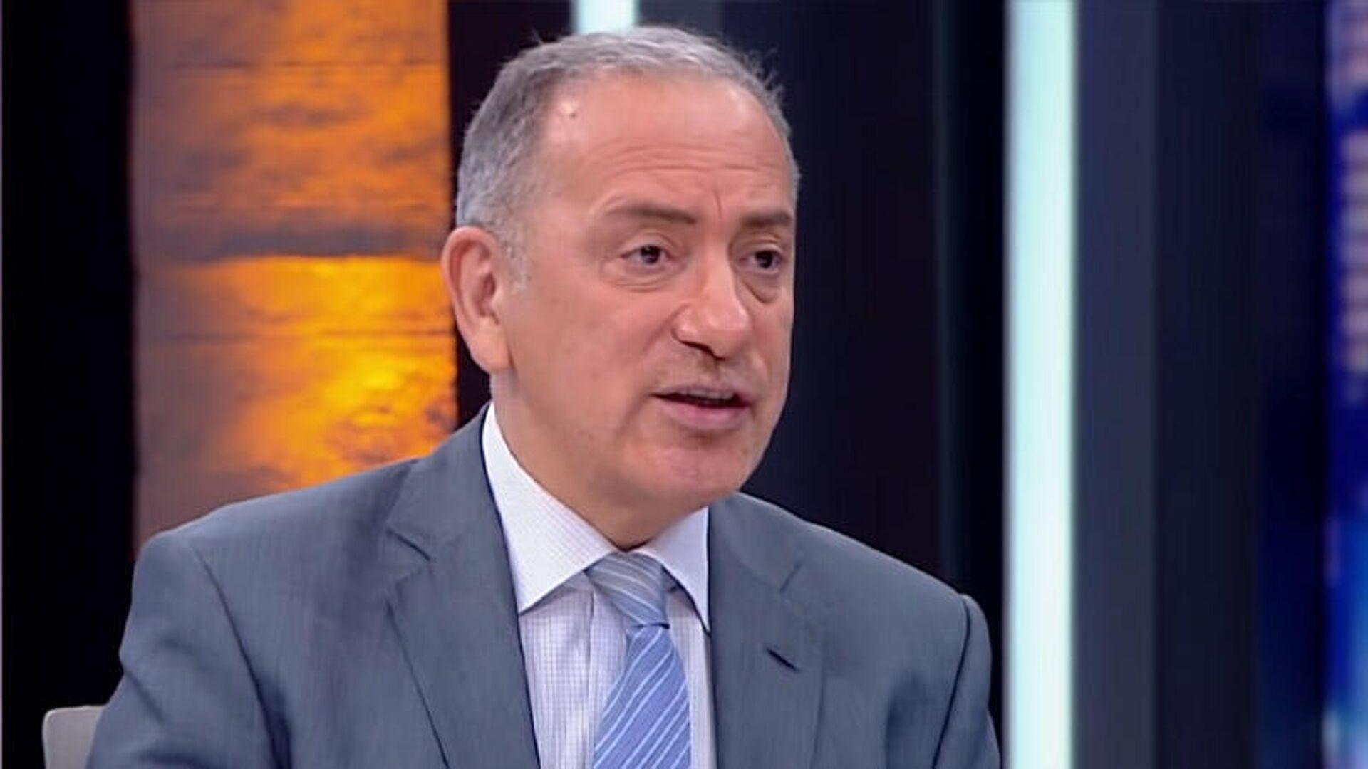 Fatih Altaylı: AK Parti'nin kamuoyu araştırmalarını da yapan firmanın patronuna bir olasılığı sordum
