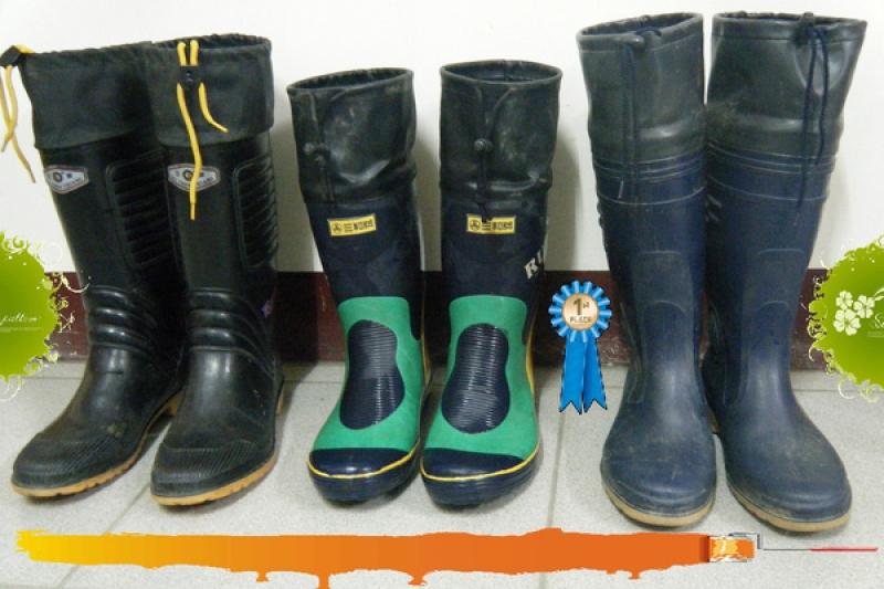 【裝備】登山穿雨鞋?! 怎麼穿才舒適? | 健行筆記