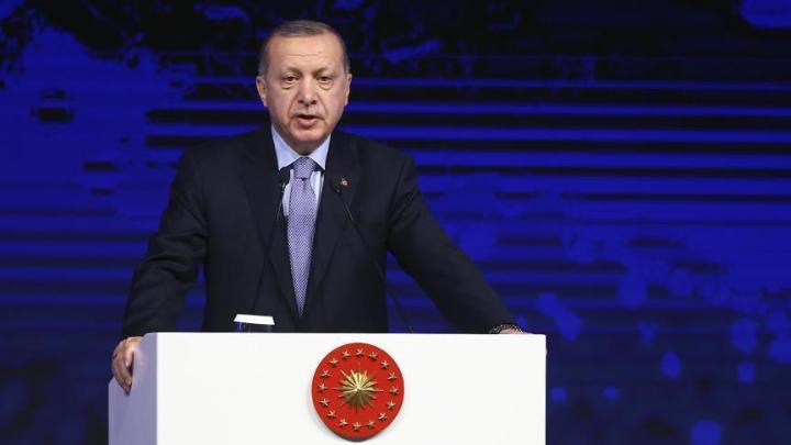 Erdogan: Turska nema aspiracije na tuđe teritorije