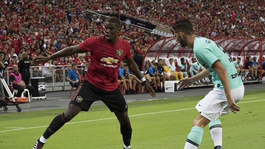 Paul Pogba out 'for a few weeks' due to thigh injury