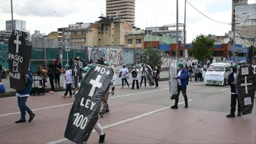 400 Colombian activists killed since 2016: Rights group
