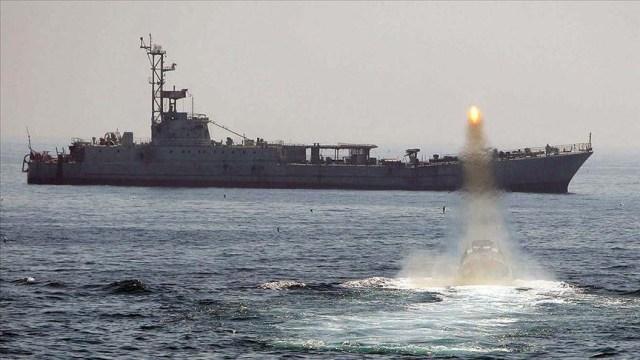 Iran, Russia hold joint military drill in Arabian Sea