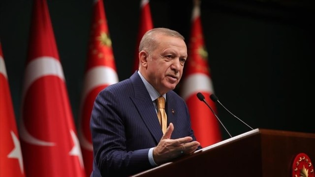 Erdogan: Karabakh war, pandemic revealed Turkic unity