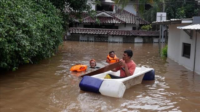 Environmental disasters across globe in January 2021