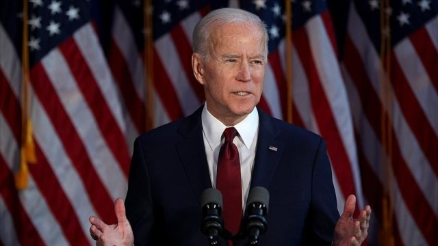 Biden pushes 'free and open' Pacific in China counter