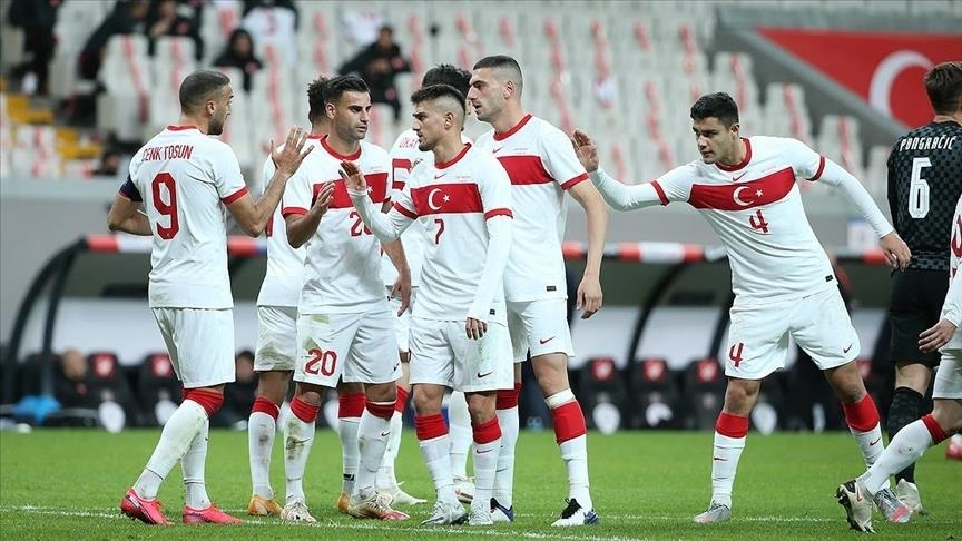 Football: Turkey announces World Cup qualifiers squad