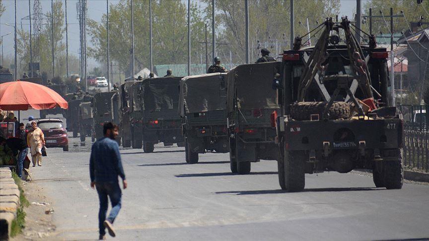بھارتی فوج اورخفیہ ایجنسیوں نے سرینگر میں پابندیاں سخت کر دیں