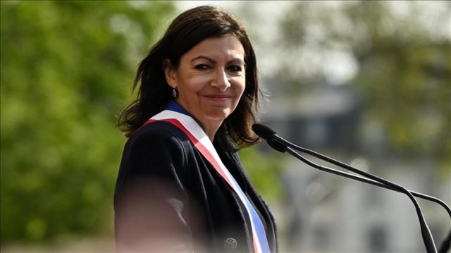 Paris mayor announces run for French presidency