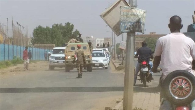 11 suspects of foreign nationalities arrested, 4 escaped in Sudanese operation