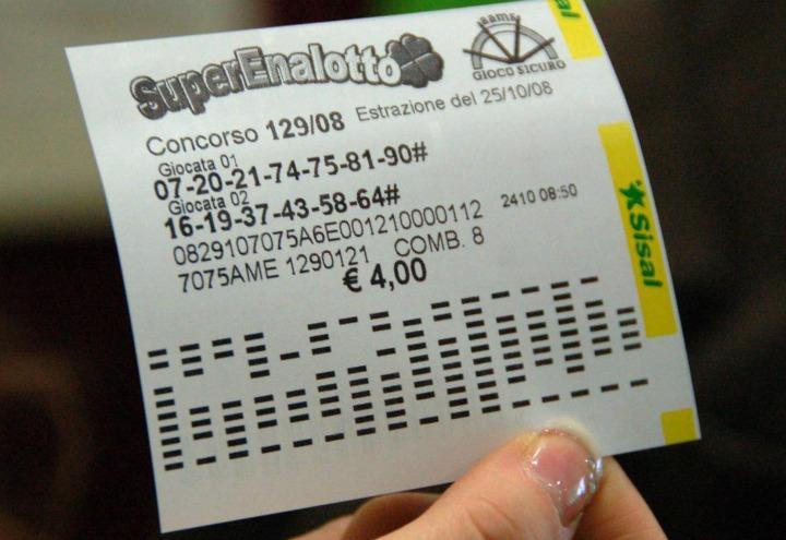 Lotto Estrazioni Superenalotto 10elotto Numeri Vincenti