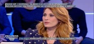 Milena Miconi, matrimonio in diretta con Barbara d'Urso/ Video: location e dettagli