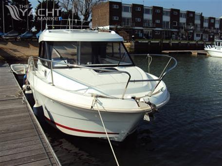 Beneteau Antares 780 Used Boat For Sale 2015 SOLD