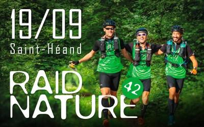 Raid Nature 42 : les inscriptions sont ouvertes !