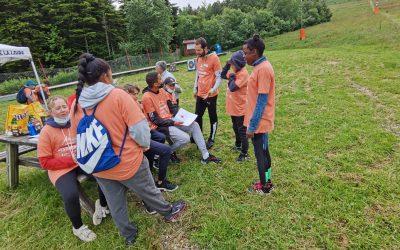 Notre présence au Festi'Jeunes – organisé par le Département de la Loire – à Chalmazel