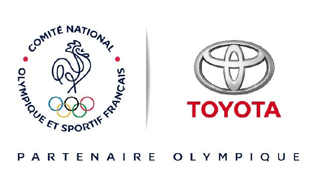Toyota, partenaire olympique