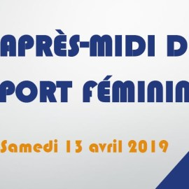 Projet Sports collectifs féminins