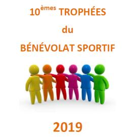 Les trophées du bénévolat sportif en image
