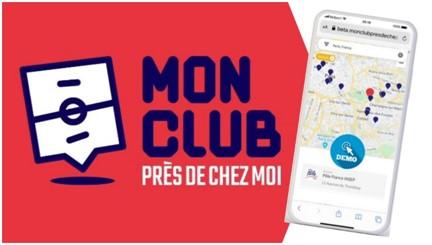 MON CLUB PRES DE CHEZ MOI