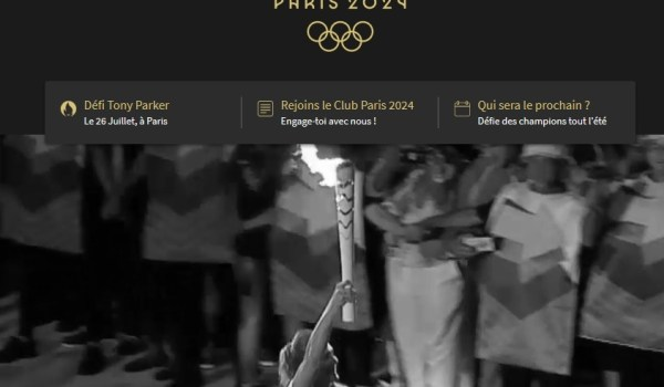 Rejoins le Club Paris 2024