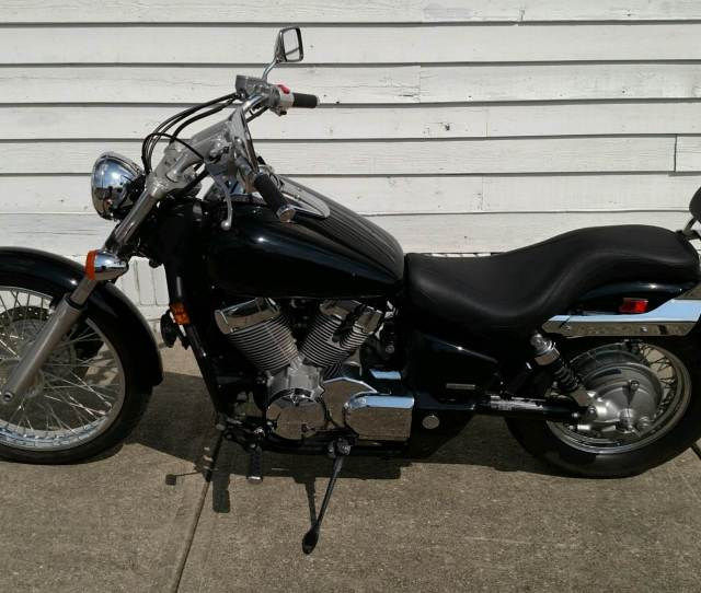 Honda Shadow Spirit  In Columbus Ohio