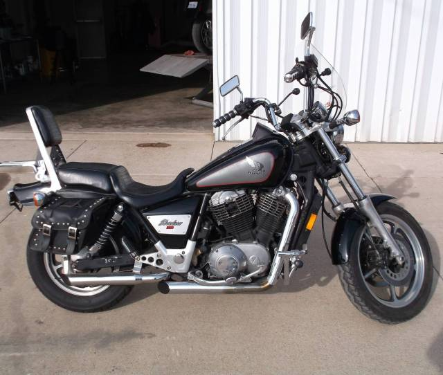 Honda Shadow In Sioux City Iowa