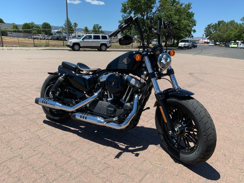 2017 Harley Davidson Forty Eight