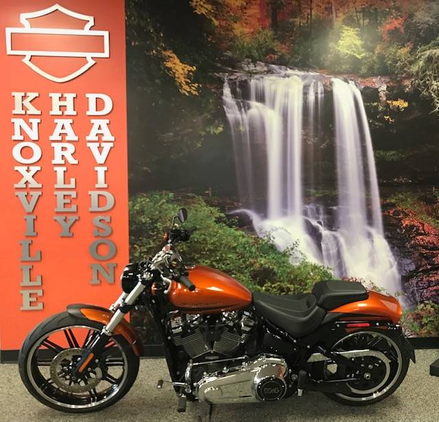 2019 harley davidson breakout 114 in knoxville tennessee