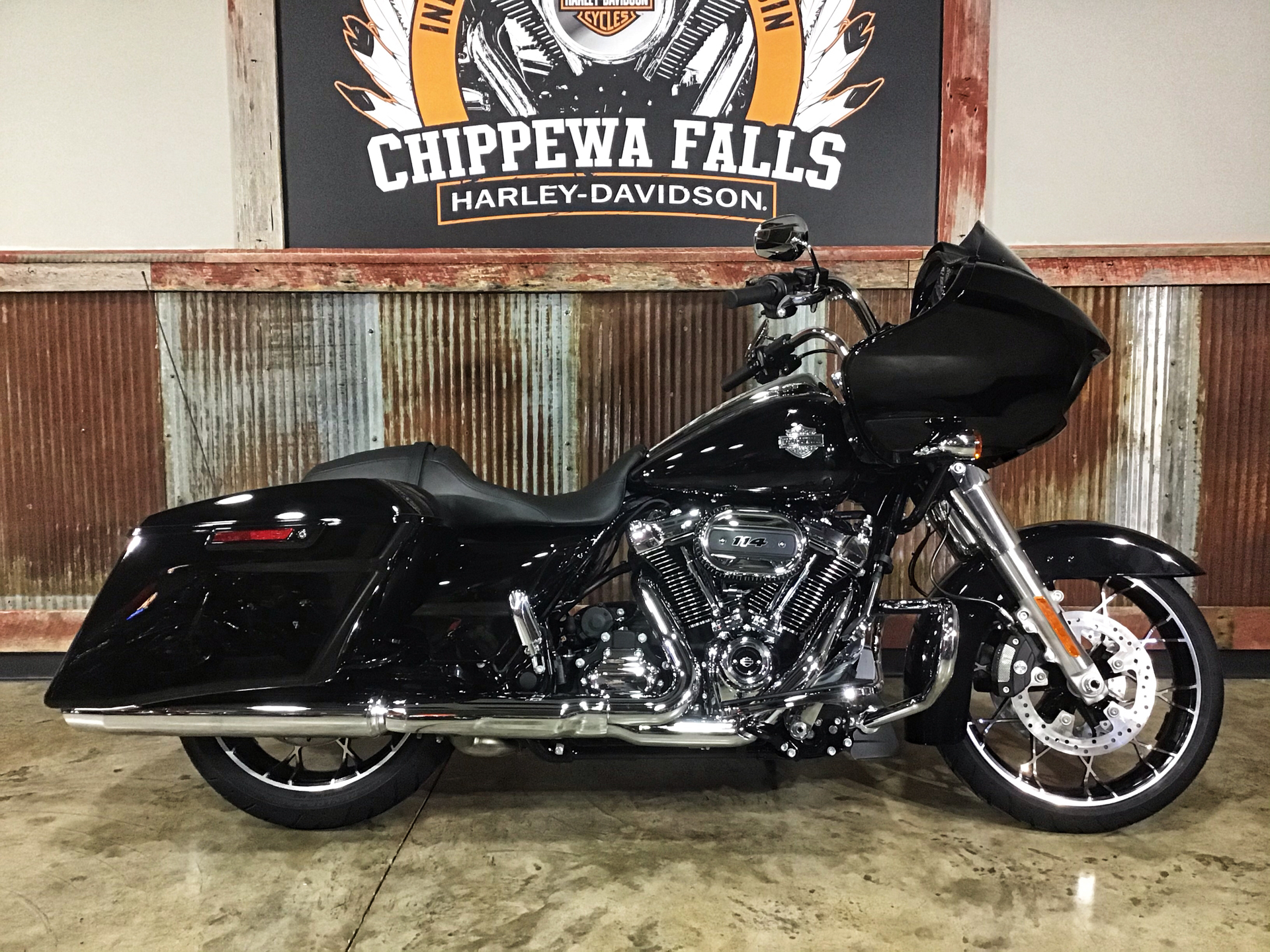 2021 harley davidson road glide special in chippewa falls wisconsin