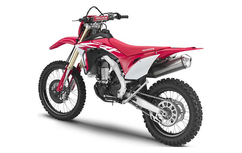 New 2019 Honda Crf450x Motorcycles In
