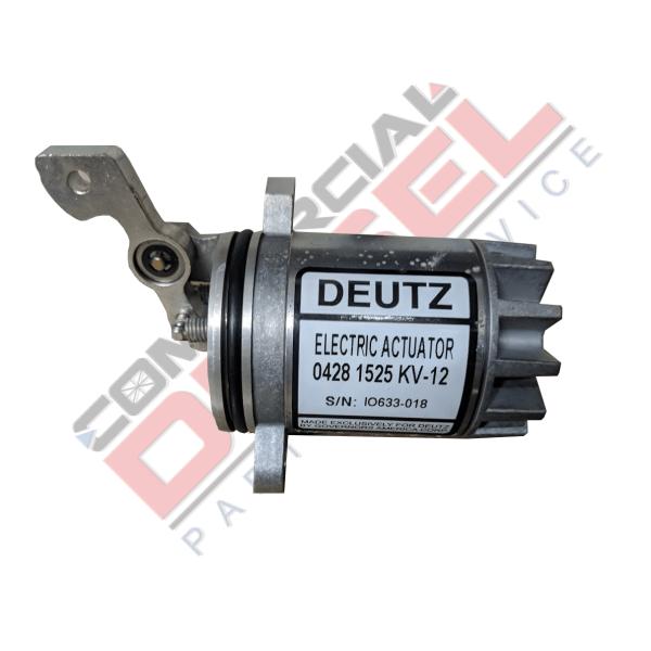 Deutz 4281525 actuator