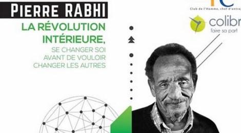 Conférence de Pierre Rabhi