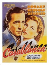 Casablanca-póster
