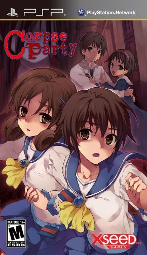 The coverart image of Corpse Party
