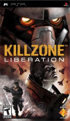 The coverart image of Killzone: Liberation