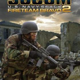 The coverart thumbnail of SOCOM: U.S. Navy SEALs Fireteam Bravo 2